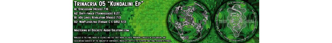 """Trinacria 05 """"Kundalini EP"""""""