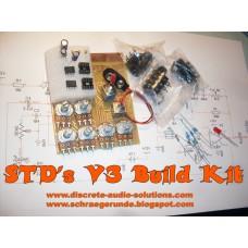 "STDs V3 ""Moose Paw"" build kit"