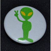 "Button ""Alien"""