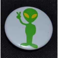 """Button """"Alien"""""""