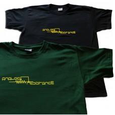 "T-Shirt ""Analog Resistance"""