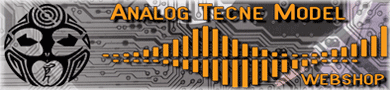 Analog Tecne Model Webshop